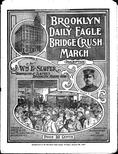 BDE Bridge Crush March